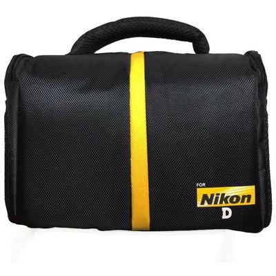 Nikon 8699261812549 Nıkon Dslr Kamera Çantası Kamera Aksesuarı