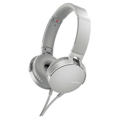 Sony Mdr-xb550apw.ce7 Kulaküstü Kulaklık Beyaz Kafa Bantlı Kulaklık