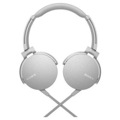 Sony Mdr-xb550apw.ce7 Kulaküstü Kulaklık Beyaz