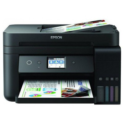 Epson L6190 Color Tank Prınt-scan-copy-wıfı