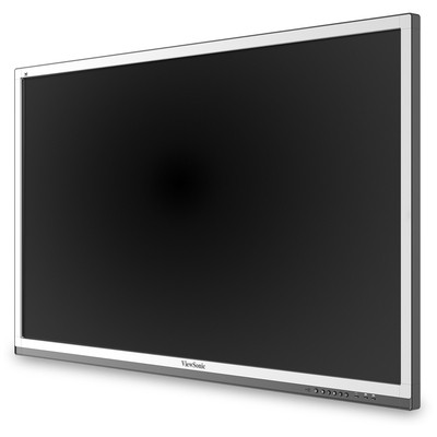 Viewsonic 64.5 CDE6561T-EU 20 POINTS MULTI TOUCH7H TEMPERED GLASS 1920X1080 360NITS 4000:1 CR (CDE6561T+NMP711-P10)
