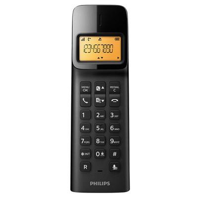 Philips  D1401b/tr Dect Telefon Siyah