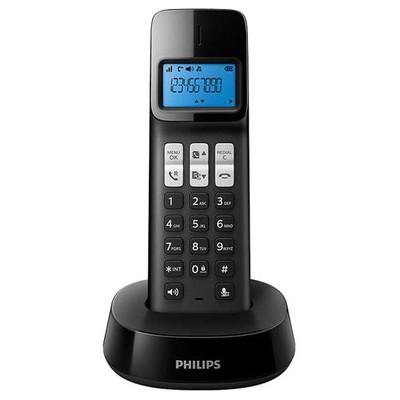 Philips  Dect Telefon D1411B/TR Siyah