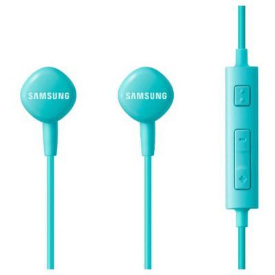 Samsung HS130 Mikrofonlu Stereo Kulaklık Mavi Kulak İçi Kulaklık