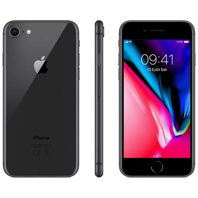 Apple iPhone 8 256GB Cep Telefonu - Uzay Gri (MQ7C2TU/A)