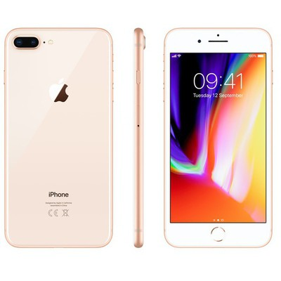 Apple iPhone 8 Plus 64GB Cep Telefonu - Altın (MQ8N2TU/A)