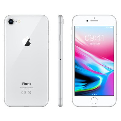 Apple iPhone 8 Plus 64GB Cep Telefonu - Gümüş (MQ8M2TU/A)