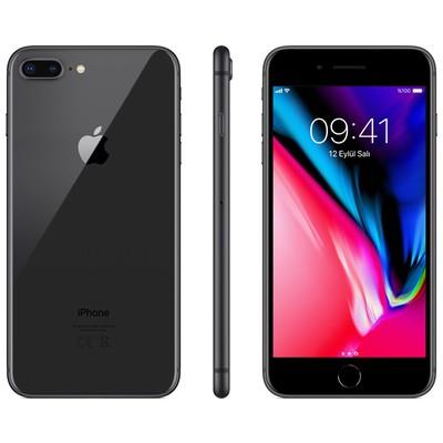 Apple iPhone 8 Plus 256GB Cep Telefonu - Uzay Gri (MQ8P2TU/A)