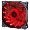 GAMEPOWER - 12cm Kırmızı LED Kasa Fanı Fan