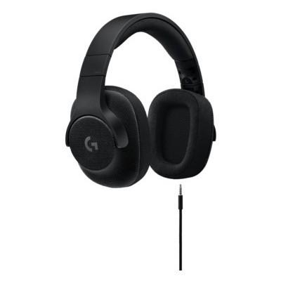 Logitech G433 7.1 Gamingheadset Siyah 981-000668 Kafa Bantlı Kulaklık