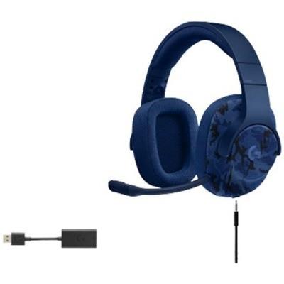 Logitech G433 7.1 Gamingheadset Mavi 981-000687 Kafa Bantlı Kulaklık
