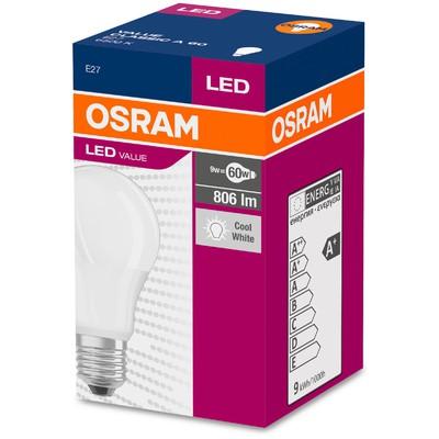 Osram Led Klasik Lamba Beyaz Işık 806 lm E27 Fener & Ampul