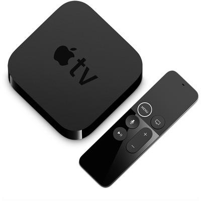 Apple Tv Mqd22tz/a 32gb 4.nesil Medya Oynatıcı 4k Media Player
