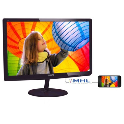 "Philips 21.5"" 1ms Full HD Monitör (227E6LDSD-01)"