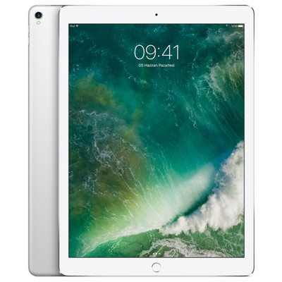 Apple Tb 12.9 Ipad Pro 256gb Wifi Sılver Mp6h2tu/a Tablet