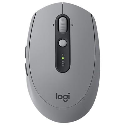 Logitech M590 Silent Kablosuz Mouse - Gri (910-005198)