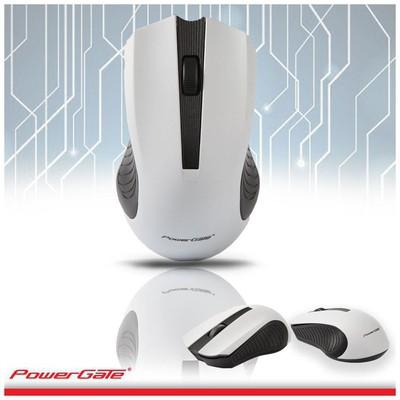 PowerGate PG-R530B R530B Kablosuz Nano 2.4GHz Beyaz Mouse