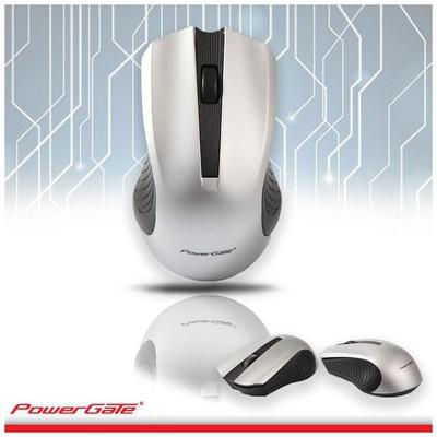 PowerGate PG-R530G Kablosuz Nano Mouse - Gri