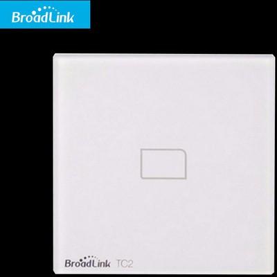 BroadLink TC2-TEKLI Tc2 (Tek Dokunmatikli Akıllı Anahtar)