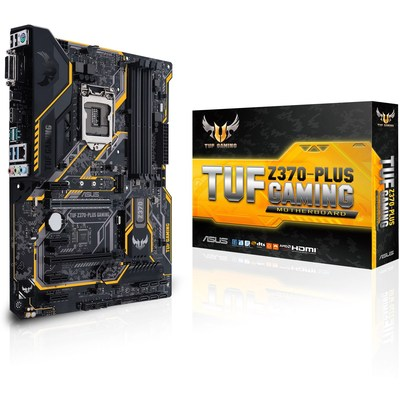 Asus TUF Z370-Plus Gaming Intel Anakart
