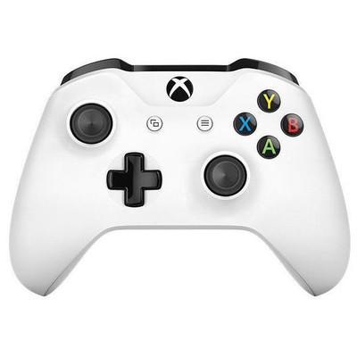Microsoft Xbox One Kablosuz Gamepad - Beyaz (TF5-00003)