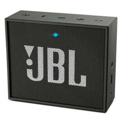 JBL GOBLK Taşınabilir Kablosuz Hoparlör Siyah Bluetooth Hoparlör