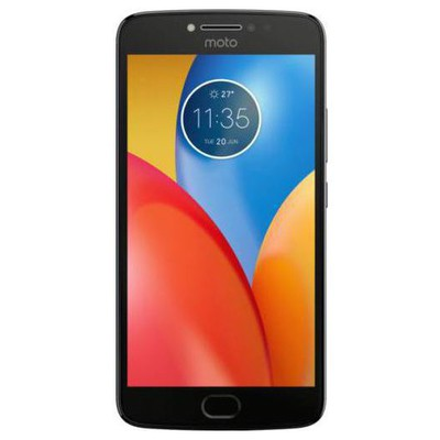 Motorola Moto E4 Plus Cep Telefonu - Gri