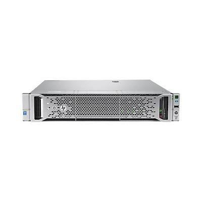 HP Srv Q6l74a Dl180 Gen9 E5-2609v4 16gb (1 X 16gb) 2 X 500gb Sata Smart Array B140i Sata 900w Güç Kaynağı