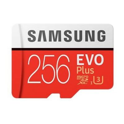 Samsung 256gb Msd Evo Plus Mb-mc256ga/eu Micro SD Kart