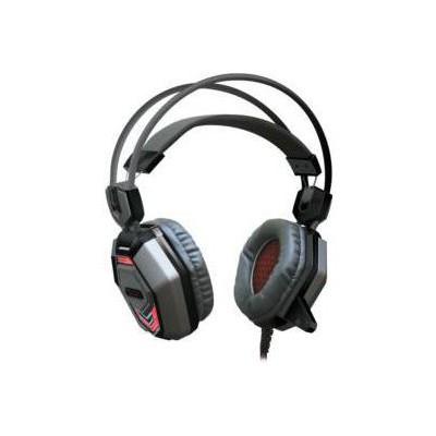 Redragon 64203  Gaming Kulaklık PLACET Kırmızı/Gri 2.2m - 64203 Kafa Bantlı Kulaklık