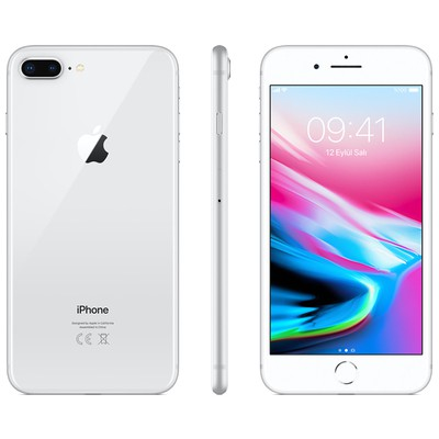 Apple iPhone 8 Plus 256GB Cep Telefonu - Gümüş (MQ8Q2TU/A)