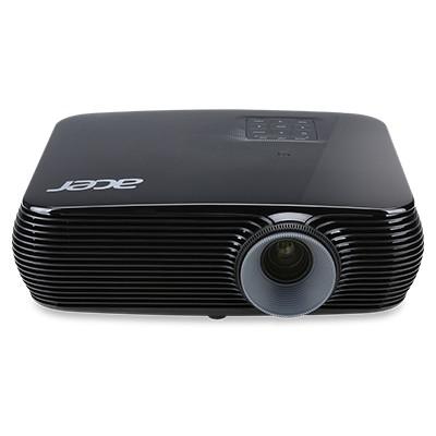 Acer P1286 DLP XGA 1024x768 3400LM HDMI+HDMI-MHL 3D 20.000:1 OPS.KABLOSUZ PROJEKTOR