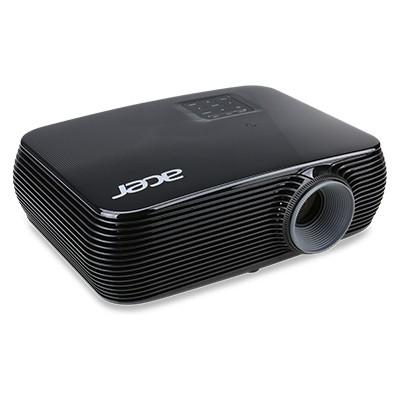 Acer P1286 Dlp Xga 1024x768 3400lm Hdmı+hdmı/mhl 3d 20.000:1 Ops.kablosuz Projektor Projektör