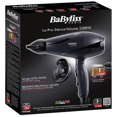 BaByliss 6613DE Pro Silence Difüzörlü Fön Makinesi