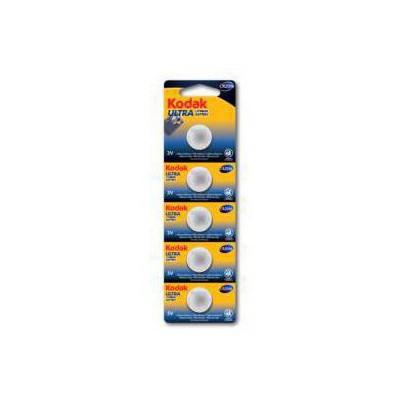 Kodak 30411555-CR2016 5 li Paket Lıtyum KCR 2016 Para pil
