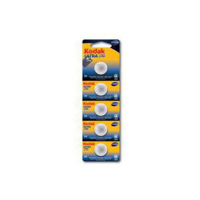 Kodak 30411562-CR2025 LITH BATT KCR 2016 5'li Paket