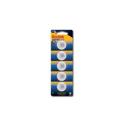 Kodak 30414662-CR2430 5 Lİ Paket Lıtyum Batt Para pil