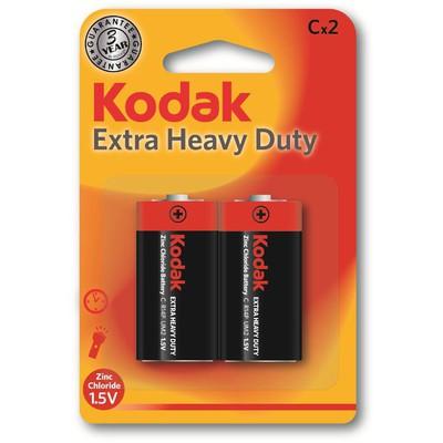 Kodak KCHZ-2-30951051 2 adet Blister Amb.Çinko Karbon Orta 0-C