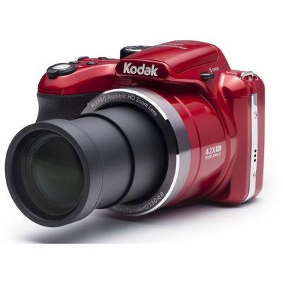 Kodak AZ421-RD 16MP 42x Optik Zoom  Kırmızı Fotoğraf Makinesi