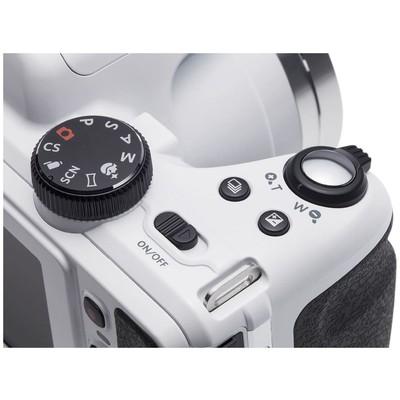 Kodak AZ421-WH 16MP 42x Optik Zoom Fotoğraf Makinesi Beyaz