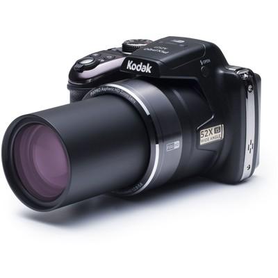 Kodak AZ527-BK 20MP 52x Optik Zoom  Siyah Fotoğraf Makinesi