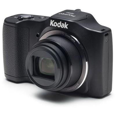 Kodak FZ152-BK 16MP 15x Optik Zoom Fotoğraf Makinesi Siyah