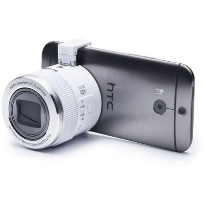 Kodak SL10-WH 16MP Akıllı Lens WIFI 10X Optik Zoom Beyaz Fotoğraf Makinesi