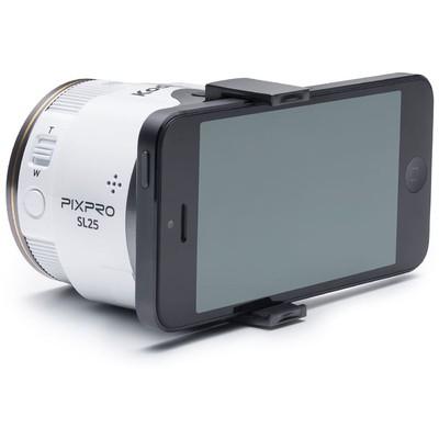 Kodak SL25-WH 16MP Akıllı Lens Fot.Mak.25x Optik ZoomWİ-Fİ Beyaz Fotoğraf Makinesi