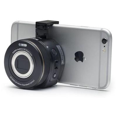 Kodak SL5-BK 16MP Akıllı Lens 5x Optik Zoom Wİ-Fİ Fotoğraf Makinası Siyah Fotoğraf Makinesi