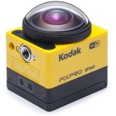 Kodak SP360-YL4 Pixpro 360 AQUA Paket Aksiyon sı Kamera