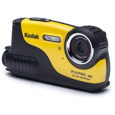 Kodak WP1-YL 16MP 2X Dijital Zoom Su Altı Sarı Fotoğraf Makinesi