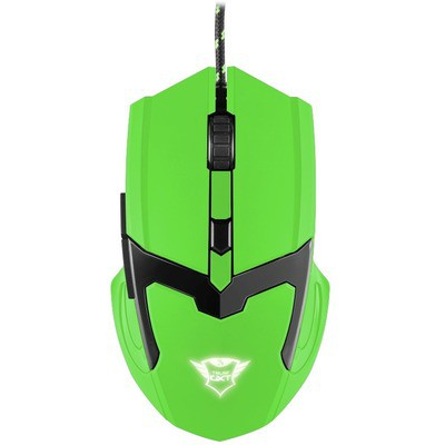 Trust GXT 101-SG Spectra Gaming Mouse - Yeşil (22384)