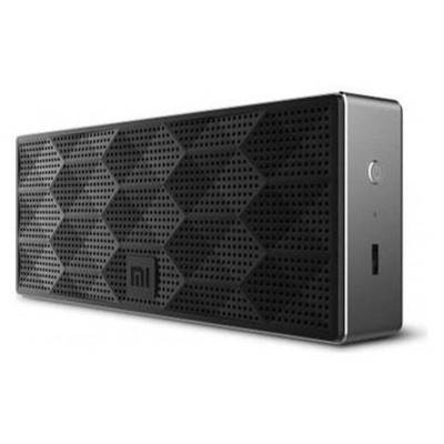 Xiaomi 6954176844095  Siyah (kare) Bluetooth Hoparlör