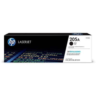 HP CF530A Black Toner (205A)